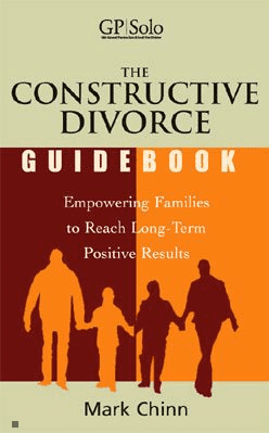 Book Image for The Constructive Divorce Guidebook: Empowering Families to Reach Long-Term Positive Results